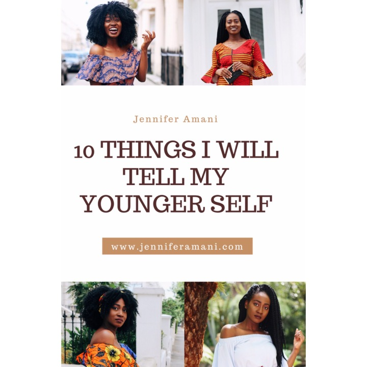 Birthday Post : 10 Things I will tell my younger self