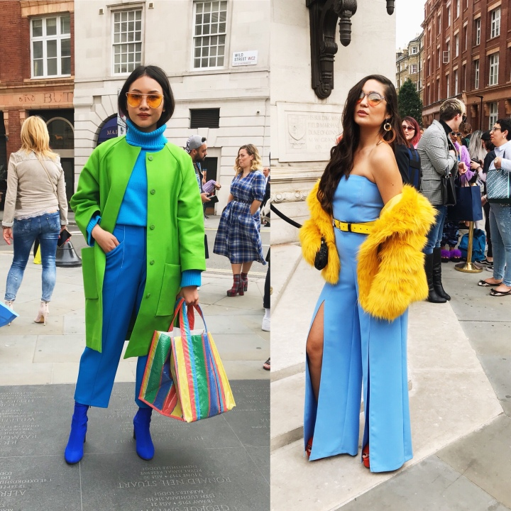 Fashion Scout : Inspo for London Fashion week