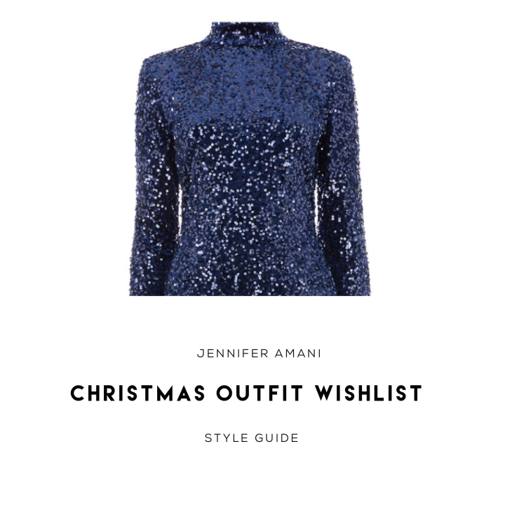 Christmas Outfit Wishlist/Inspo